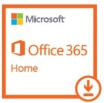 Office 365 Home- 1Yr Subscription- Electronic Download
