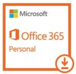 Microsoft Office 365 Personal -1 Year Subscription - Electronic Download