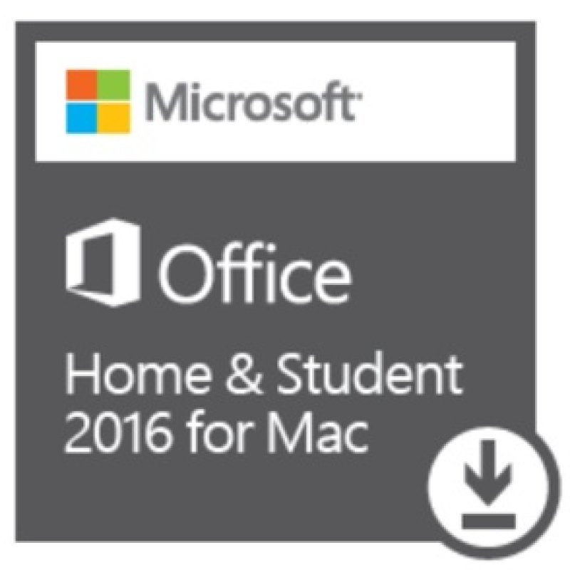 Microsoft Office Home & Student 2016 for Mac - Instant Software Download