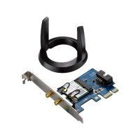 Asus DB Wless AC1200 Btooth 4.0 PCI-E Adapter