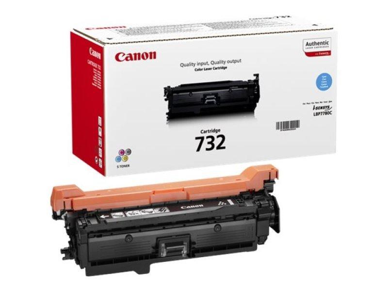 Canon 732C Cyan Toner Cartridge