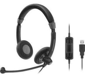 Sennheiser SC 70 USB MS On-Ear Headset Headset