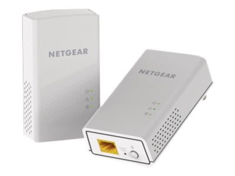 NETGEAR Powerline PL1000 Bridge Wall-pluggable