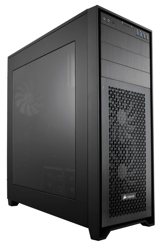 Corsair Obsidian 750d Full Tower Atx Case (black) - Airflow Edition