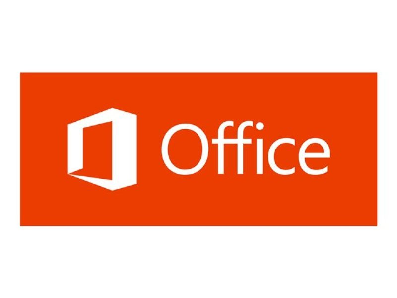 Microsoft Office Home & Student 2016 for Mac Medialess