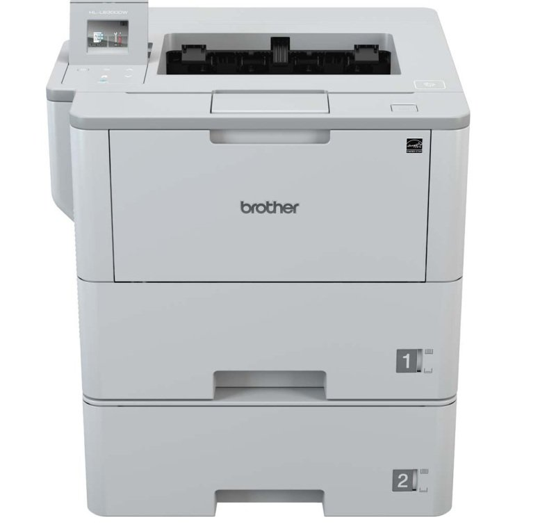 Brother HL-L6300DWT A4 Wireless Mono Laser Printer with Additional Paper Tray