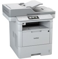 Brother DCP-L6600DW A4 Mono Multifunction Laser Printer