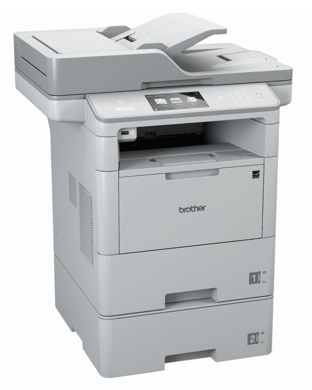Brother MFC-L6800DWT A4 Mono Multifunction Laser Printer