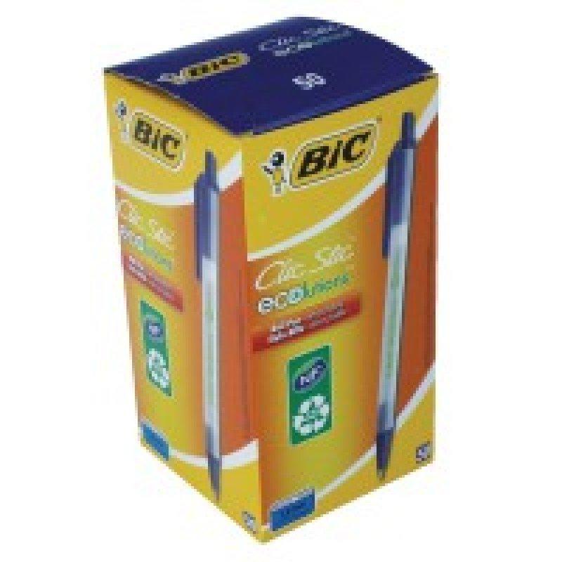 Bic Ecolutions Clic Stic Ballpoint Pen