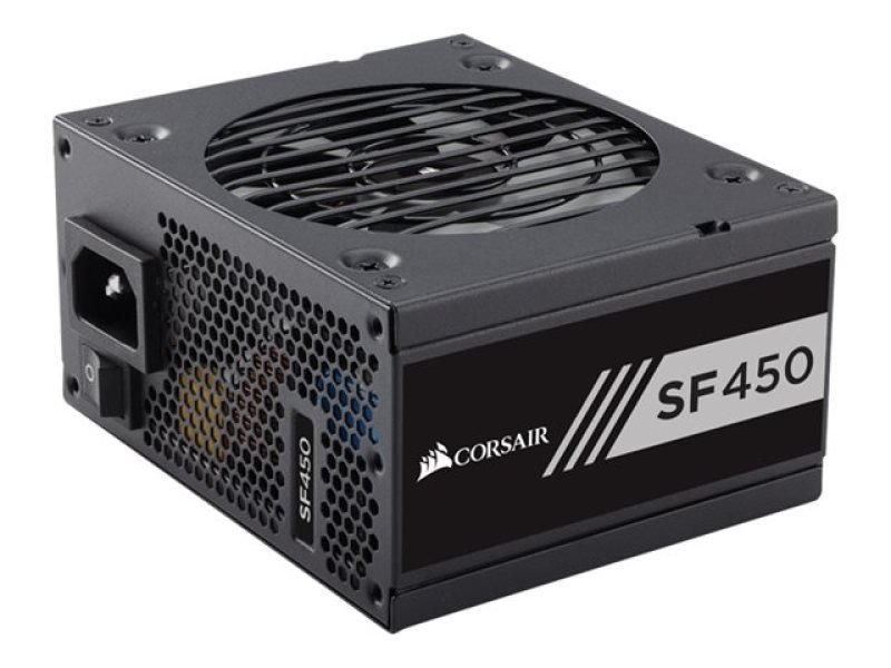 Corsair SF450 450 Watt 80 PLUS Gold Certified High Performance SFX PSU