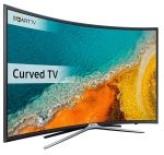"Samsung K6300 40"" Full HD Smart Curved TV"