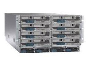 Cisco UCS 5108 Blade Server Chassis SmartPlay Select 6U up to 8 blades