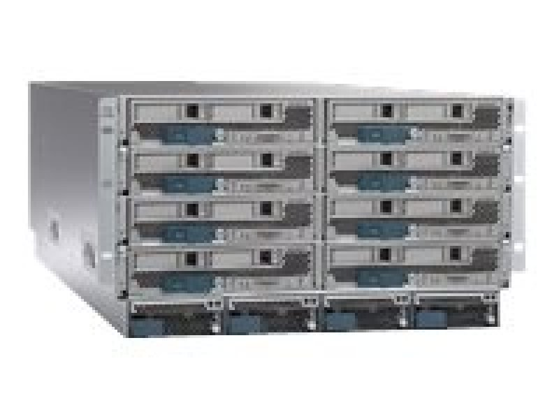 Cisco UCS 5108 Blade Server Chassis SmartPlay Select 6U up to 8 blades