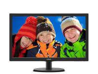 """Philips 223V5LHSB2/00 21.5"""" LED Full HD Monitor"""