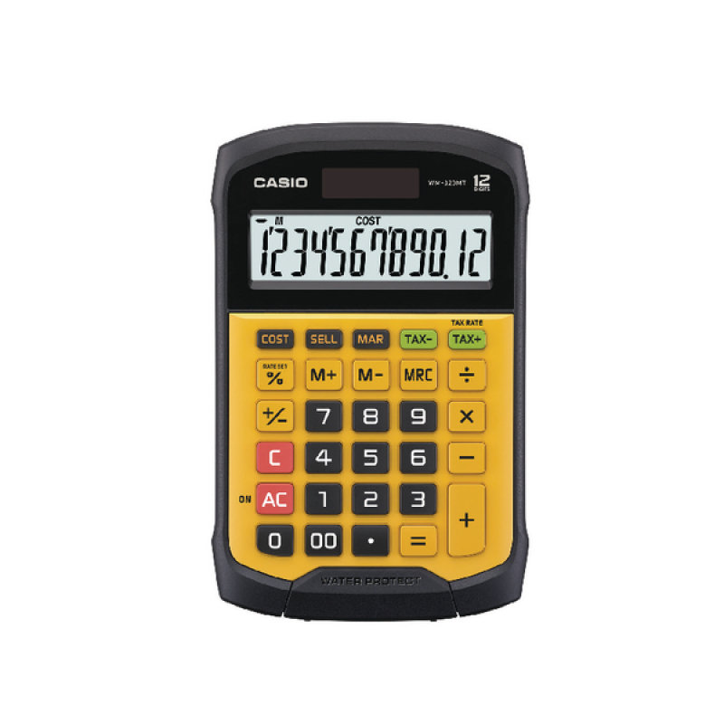 Image of Casio 12 Digit Calculator