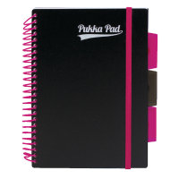 Pukka Signature Pp Neon Project Book A5