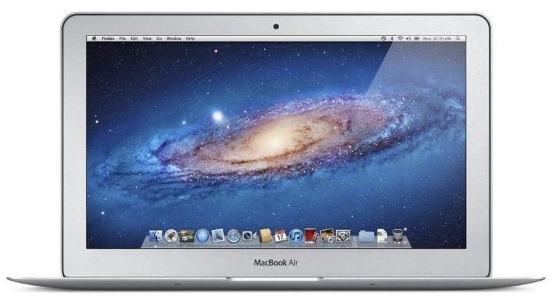 Apple MacBook Air Intel Core i5 1.6GHz  8GB RAM 256GB Flash 13.3&quot LED NODVD Intel HD WIFI Bluetooth Webcam OS X 10.11 El Capitan