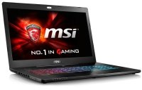 MSI GS72 6QE Stealth Pro Gaming Laptop