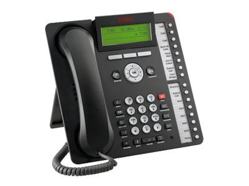 Avaya oneX Deskphone Value Edition 1616I VoIP phone