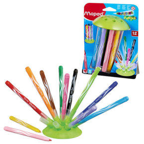 Maped Color Peps Jungle Innovation Colouring Pens