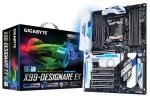 Gigabyte GA-X99-Designare EX Socket LGA2011-3 7.1 Channel HD Audio ATX Motherboard