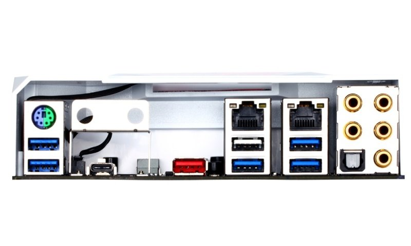 Gigabyte GA-X99-Ultra Gaming Socket LGA2011-3 7.1 Channel HD Audio ATX Motherboard