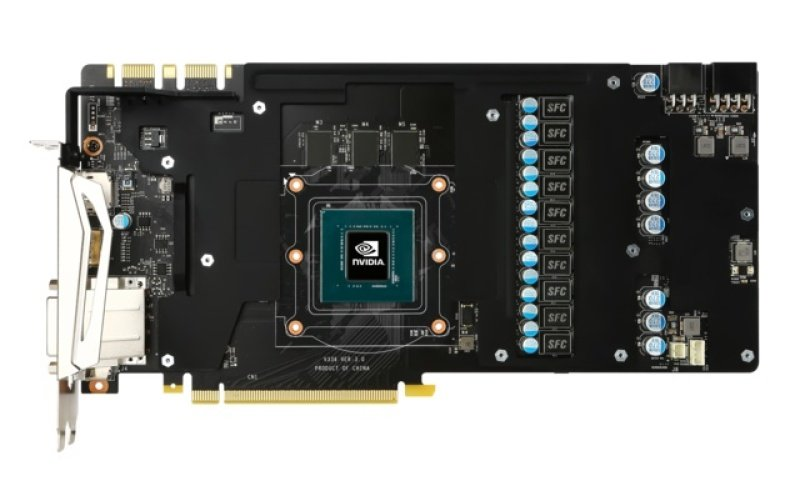 MSI GeForce GTX 1080 ARMOR OC 8GB GDDR5X DVI HDMI 3 x DisplayPort PCI-E Graphics Card