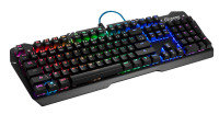 Element Gaming Carbon Mechanical RGB Keyboard