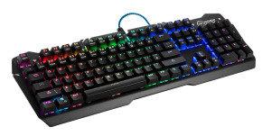 Element Gaming Carbon Mechanical RGB Keyboard