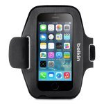 Belkin Sport-Fit Armband for iPhone 6 Cover in Black - F8W500btc00