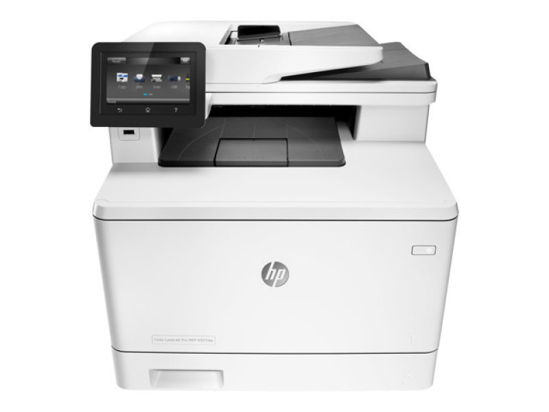 HP M377dw A4 Multi-Function Wireless Colour Laser Printer...
