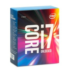 Intel Core i7-6850K 3.6GHz Socket LGA2011-V3 15M Cache Retail Boxed Processor