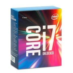 Intel Core i7-6800K 3.4GHz Socket LGA2011-3 15M Cache Retail Boxed Processor