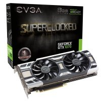 EVGA GeForce GTX 1070 SC Gaming ACX 3.0 8GB GDDR5 DVI-D HDMI 3x DisplayPort PCI-E Graphics Card