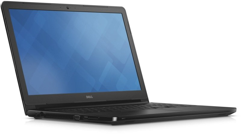 Image of Dell Vostro 3558 Laptop, Intel Core i3-5005U 2GHz, 4GB RAM, 128GB SSD, 15.6 LED, DVDRW, Intel HD, WIFI, Bluetooth, Webcam, Windows 7 / 10 Pro