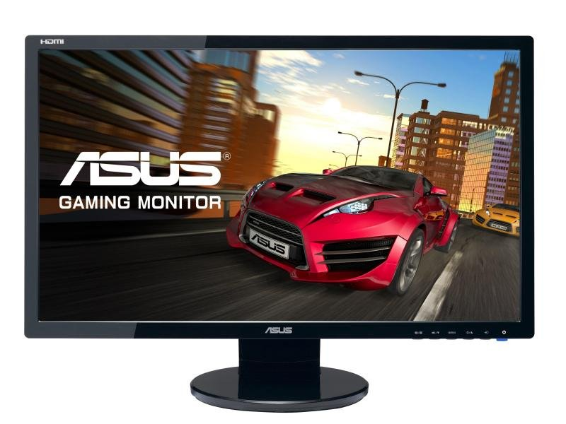 "Asus VE248HR 24"" 1ms DVI HDMI Gaming Monitor"