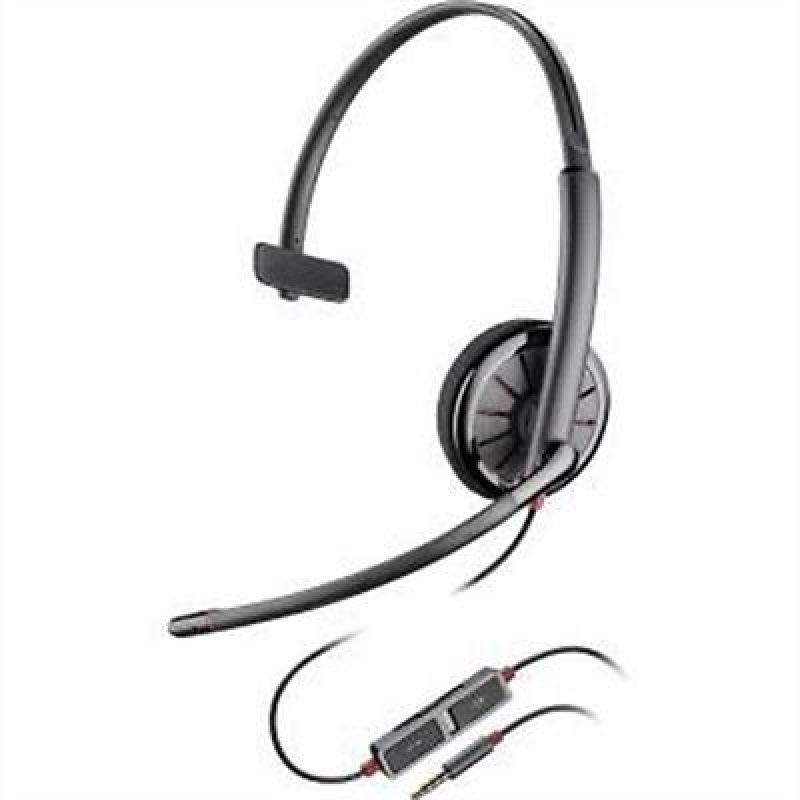 plantronics blackwire c215 on-ear headset