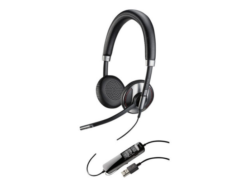 Blackwire C725 Stereo Headset Usb