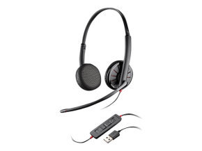 Blackwire C325.1 Stereo Headset Usb & 3.5mm