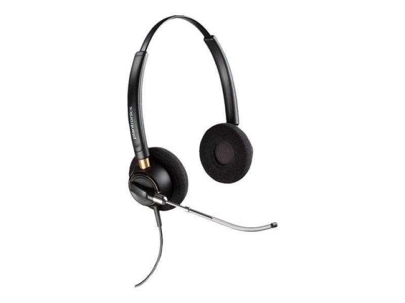 Plantronics EncorePro HW520V On-Ear Headset