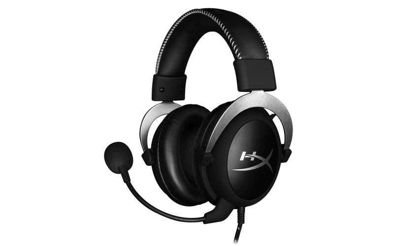 HyperX CloudX - Gaming Headset (Silver)