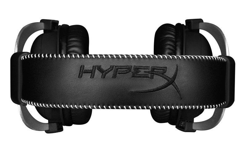 HyperX Cloud Silver - Gaming Headset