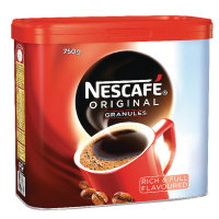 Nescafe Original Coffee Granules - 750g Tub