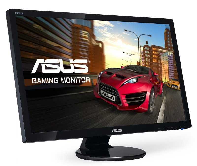 """Asus VE278H 27"""" LED LCD HDMI Monitor with Speakers"""