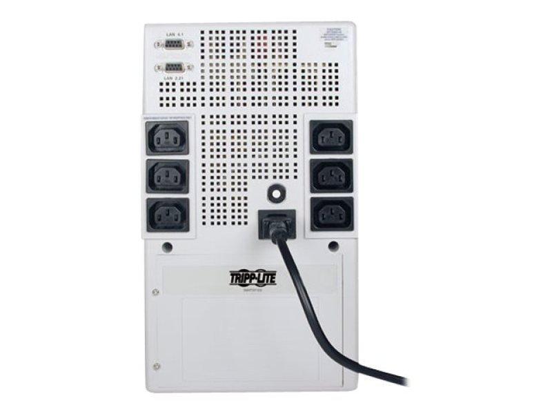 Tripplite SmartPro 1.5kVA Line Interactive UPS, Tower, Serial, 230V