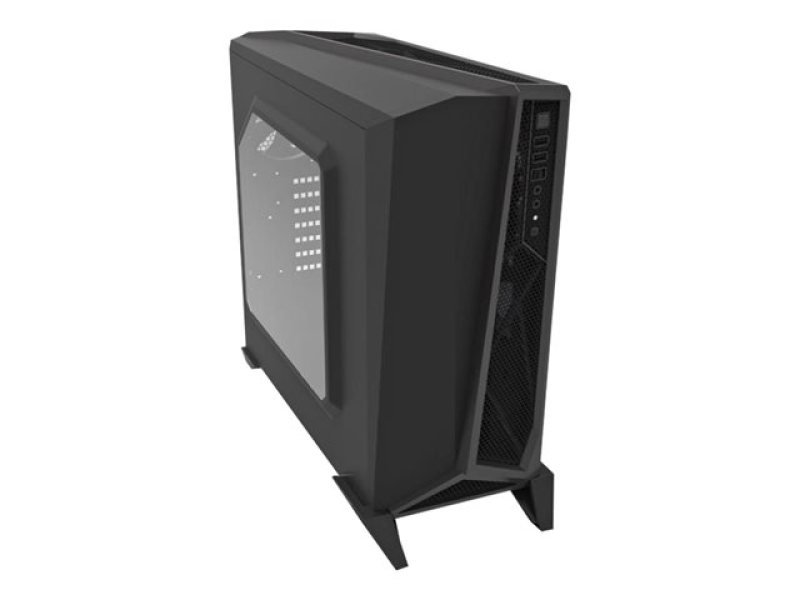 Corsair SPEC-ALPHA Mid-Tower Gaming Case - Black/Silver