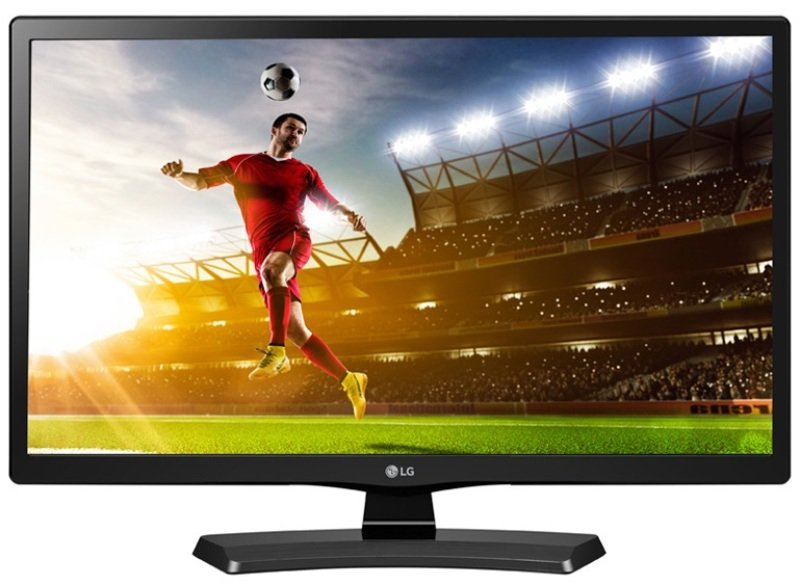 Lg 22mt48df  21.5 Inch Ips  Full Hd  1920 X 1080  Hdmi  Scart  2 X 5w Speakers