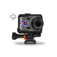 Veho Vcc-006-k2s Muvi K-Series K-2 Sport Wi-Fi Handsfree Camera - Sports Bundlle