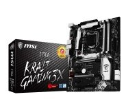 MSI Z170A KRAIT GAMING 3X Socket LGA1151 DVI-D HDMI 7.1-Channel H Audio ATX Motherboard