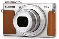 Canon PowerShot G9 x 20.2 MP Compact Digital Camera - Silver